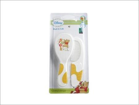 Disney New Soft Grip Brush and Comb BYBC.BCV2.K0