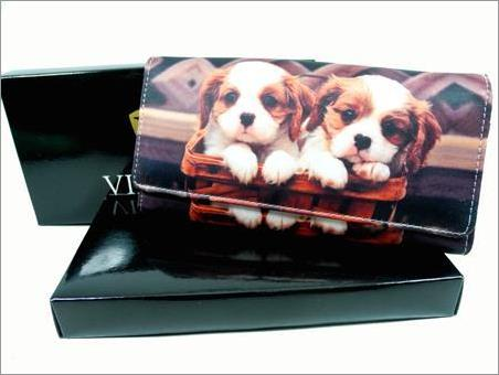 Dompet Little Doggy with Basket FFWW.DGV5.CK