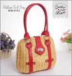 Rattan Belt Bag BFBE.RT53.PM
