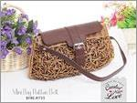 Mini Bag Rattan Belt BFBE.RT55.CT
