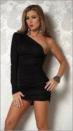 Charming Shoulder Sexy Nightgown ALGS.SSN2.HH
