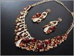 Elegant Jewelry Set JAST.DGM2.CT