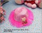 Topi Bulat Anak Hello Kitty HCCF.TBHK.HP