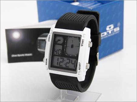 Jam Tangan Pria OTS Rectangle Sport Original JTPR.OS12.HP