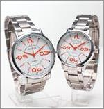 Jam Tangan Couple Zero 8 JTCT.ZR17.PP