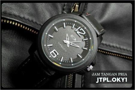 Jam Tangan Pria Simple JTPL.OKY1.PH
