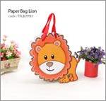 Paper Bag Lion TFLB.PPB1.OR