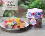 Colorful Jelly Candy CJCD.255G.TB