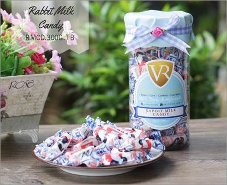 Rabbit Milk Candy RMCD.300G.TB