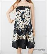 Dress Simple Motif VBWD.VOD2.HH
