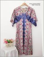 Dress Simple Motif VBWT.VOD3.B0