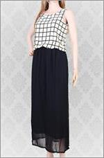 Long Dress Shapire VBWD.BLG1.KR