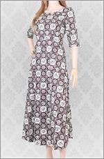 Long Dress Onie VBWD.BLG3.CT