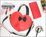 Amour French Love Bag & Wallet NBWR.TVG1.M0