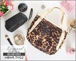 Cheetah Motif Bag NBWR.TVG2.CT